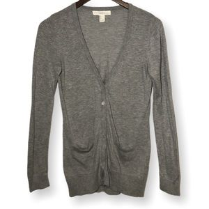 Forever 21 Small Gray Cardigan